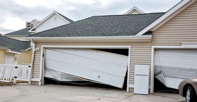 Top Signs You Need Emergency Garage Door Repair